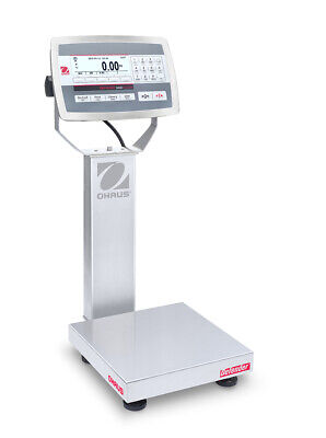 Ohaus D52xw5wqs6 Wash Down Bench Scale 10 Lb X 0.002 Lb 30461674