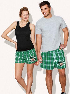 Her Boxer Shorts - Ohio University BOXERS Ohio Bobcats Boxer Shorts FOR HIM OR HER! SLEEP SHORTS