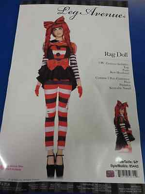 Gothic Raggedy Ann Halloween Costumes (Rag Doll Gothic Raggedy Ann Deluxe Fancy Dress Up Halloween Sexy Adult)