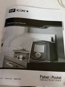 CPAP Machine Fisher & Paykel Icon+ 2014 Kallangur Pine Rivers Area Preview