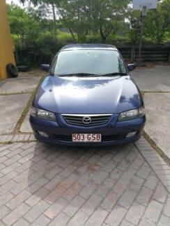 2002 Mazda 626 Eclipse UbetEat Bluetooth (Text only) Carindale Brisbane South East Preview