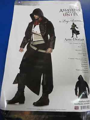 Arno Dorian Assassin's Creed Unity Fancy Dress Up - Assassin Creed Halloween-kostüm