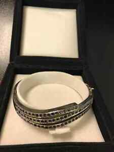 Silver Sapphire Bangle North Sydney North Sydney Area Preview