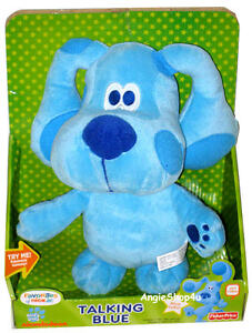 Fisher Price Nick Jr Blue Clues 10