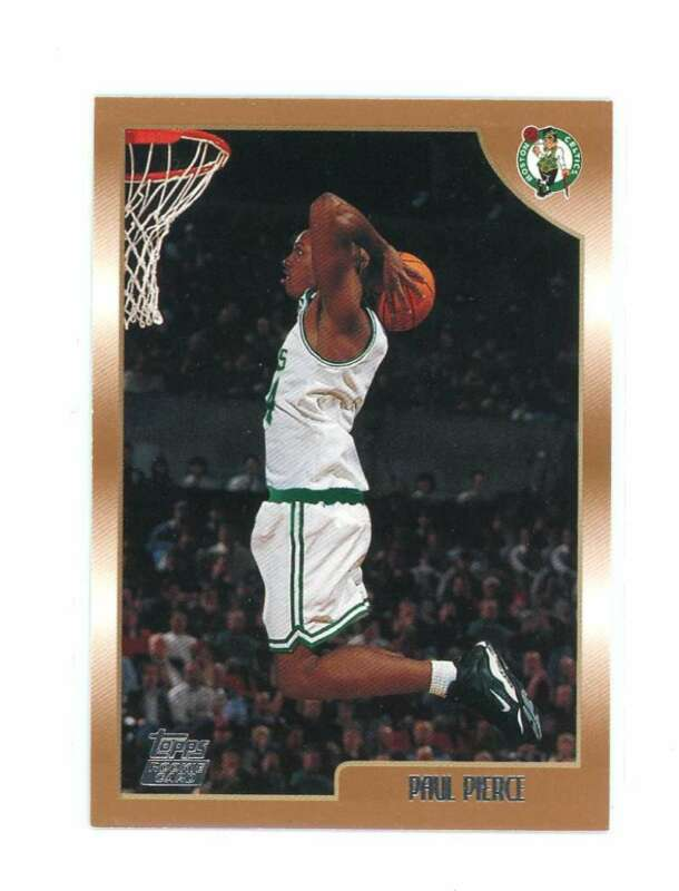 Paul Pierce Loose for Display Mint McFarlane NBA Series 24 FREE FAST SHIPMENT