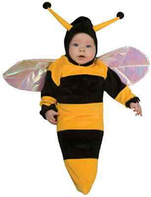 Cute Bumble Bee Halloween Costume (Lil' Bumble Bee Animal Insect Cute Fancy Dress Up Halloween Baby Child)