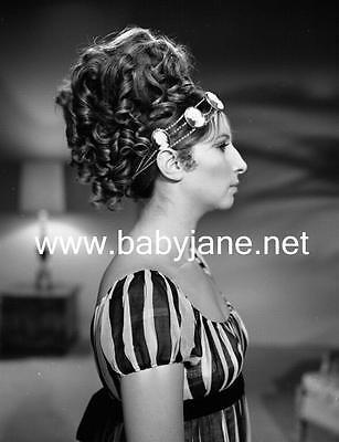 137/138 BARBRA STREISAND HAIR TEST CLEAR DAY PHOTO