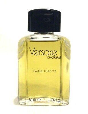Versace L'Homme by Versace 1.6 oz / 50 ml eau de toilette splash men vintage R18