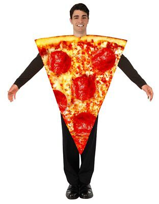 Pizza Slice - Adult Costume - Forum Novelties - Pizza Costumes