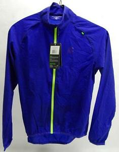 2014-Cannondale-Womens-Pack-Me-Jacket-SMS-Medium-Blue-4F302-NEW