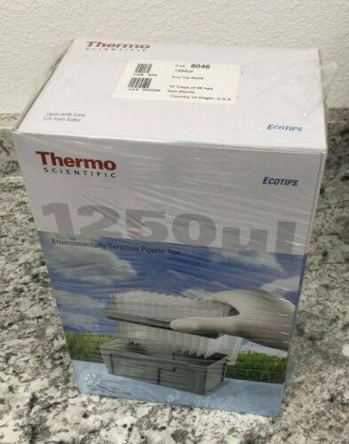 THERMO SCIENTIFIC 1250µL Pipette Eco Tip Refill #8046