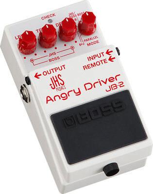 Boss JB-2 Angry Driver Guitar Pedal JB2