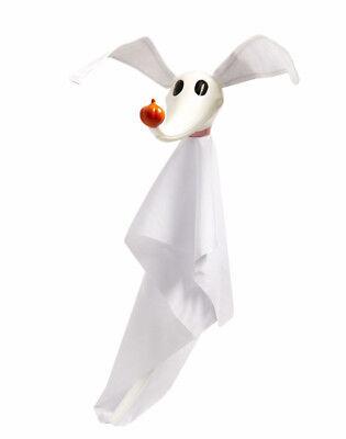 Nightmare Before Christmas Zero Hanging Decoration Prop Jack Skellington Dog