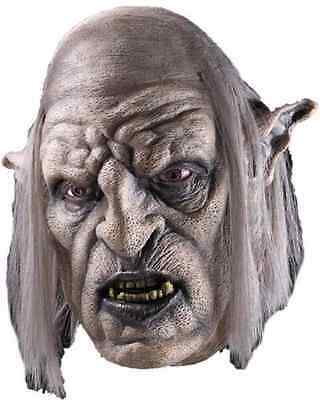 Orc Overseer Mask Lord of the Rings Fancy Dress Up Halloween Costume Accessory - Dress Up Lord Of The Rings