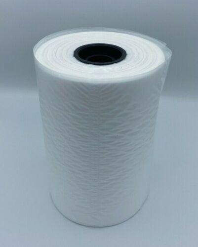 """Air Pillow Cushion Film Roll for Bubble Wrap Packaging 3000pc 984ft x 4"""" x 8"""""""