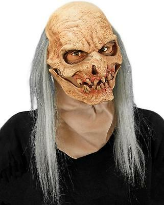 Grave Digger Mask Undertaker Fancy Dress Up Halloween Adult Costume Accessory - Grave Digger Halloween