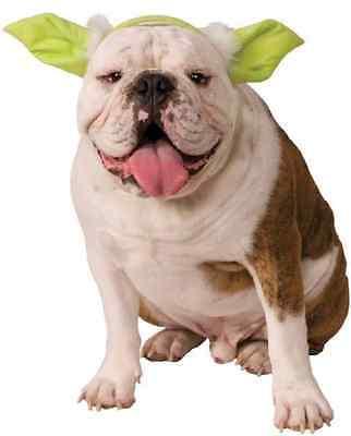Yoda Headband (Yoda Ears Headband Star Wars Jedi Master Halloween Pet Dog Cat Costume)