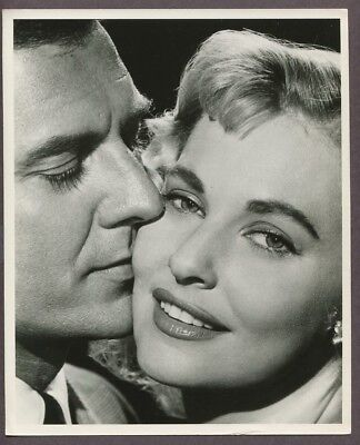 Lola Albright & Craig Stevens 1958 Hollywood Glamour Portrait Peter Gunn J5981