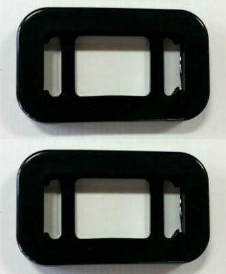 Triton 05061 Rectangle 2.5 Inch Clearance Sidemarker Light Grommet - 2 Pack