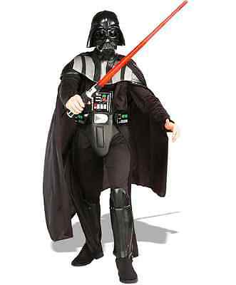 Darth Vader Star Wars Movie Sith Lord Dark Side Halloween Deluxe Adult Costume