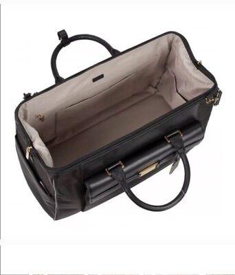 New Tumi Larkin Black Allendale Duffel - 073651D MSRP $595