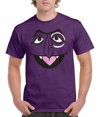 Sesame Street Shirts (Sesame Street The Count Adult)