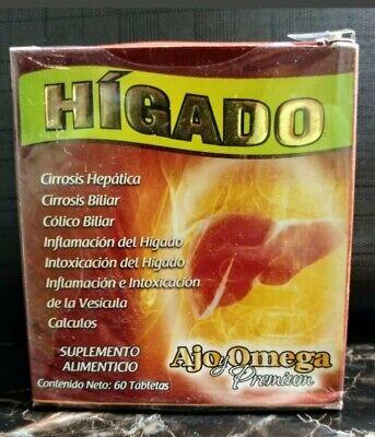 HIGADO GRASO CIRROSIS HEPÁTICA INTOXICACIÓN DEL HÍGADO CÁLCULOS INFLAMACIÓN