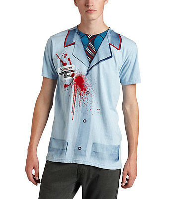 Army Of Darkness Costumes (Army of Darkness S-Mart Costume T-Shirt)