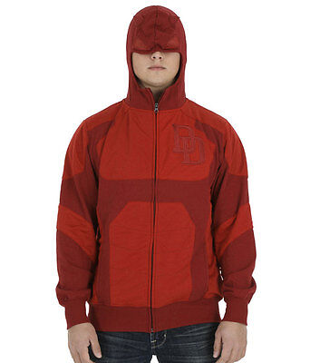 I Am Daredevil Costume Hoodie New