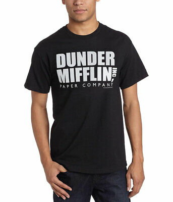 The Office Dunder Mifflin Inc Paper Company Logo T-Shirt