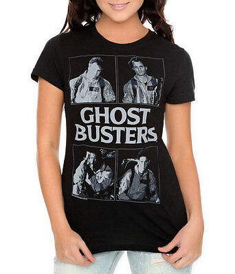Ghostbusters Group Photo Junior Women's - Women Ghostbusters