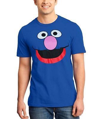 Sesame Street Shirts (Sesame Street Grover Face)