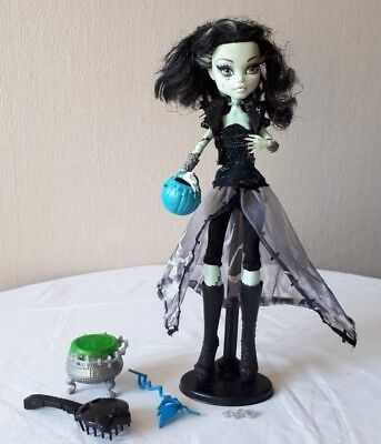 Monster High **Frankie Stein** Kostümparty, Ghouls Rule, Halloween, Monsterparty ()
