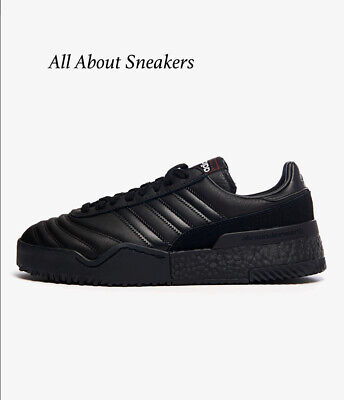 """Adidas Alexander Wang AW BBALL SOCCER """"CORE BLA"""" Trainers All Size Limited Stock"""
