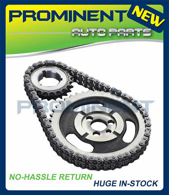 (NEW CHEVY GM SBC V8 TIMING CHAIN SET 5.7L 283 305 327 350 383 400 for C-3023K)