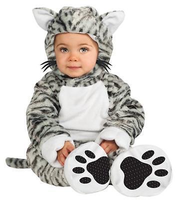 Kit Cat Cutie Kitten Kitty Animal Fancy Dress Up Halloween Baby Child Costume](Infant Halloween Cat Costumes)