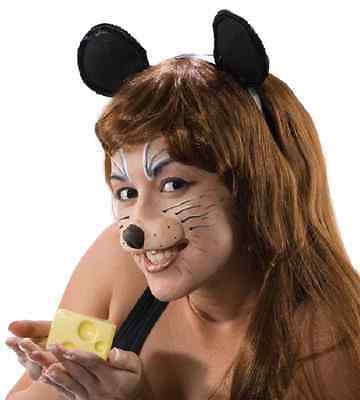 Little Mouse Nose Rat Animal Dress Up Halloween Costume Makeup Latex - Halloween Mouse Makeup
