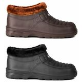 Swiss Wear Fur Insulated Snow Repellent Boots-Limited Edition