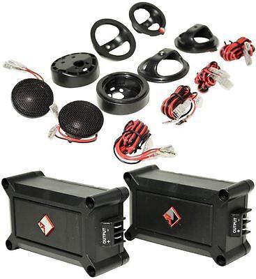 Rockford Fosgate Punch P1T-S Tweeter Kit