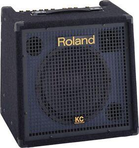 ROLAND KC-350 keyboard amplifier.
