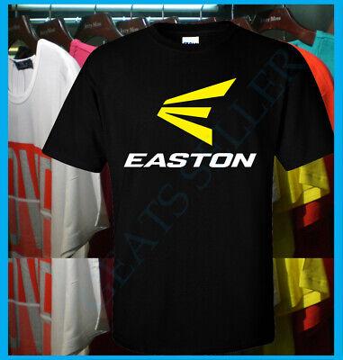 New Easton Logo T Shirt S-3XL best performing gear in baseball bats, equipment