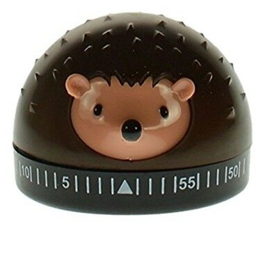 60 Minute Hedgehog Kitchen Timer