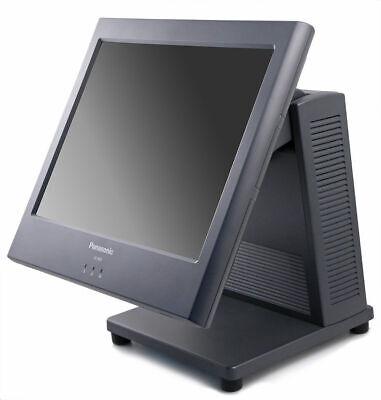 Js-960 Wp Uc50 Panasonic Stingray Envo Pos Touch Screen Terminal Resistive New