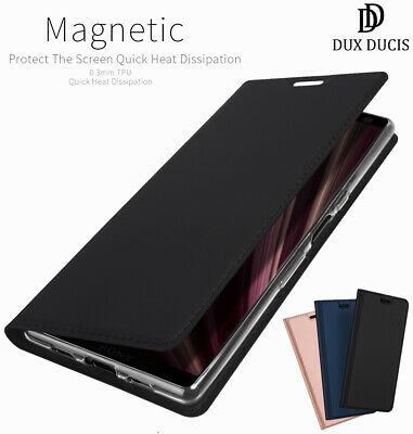 DD For Sony Xperia 10 Plus L3 1 PU Leather Flip Case Wallet Magnetic Skin Cover
