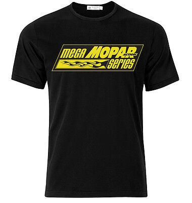 Mega Mopar Action Series  - Graphic Cotton T Shirt Short & Long Sleeve ()