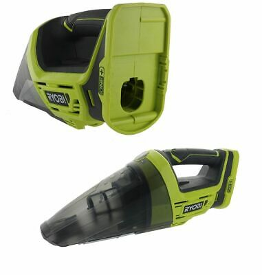 One+18V Lithium Ion Battery Powered Cordless Dry Debris Hand