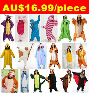Piglet-Monster-Eeyore-Charmander-Pokemon-Pikachu-Onesie-Costume-Pajamas-Onsie