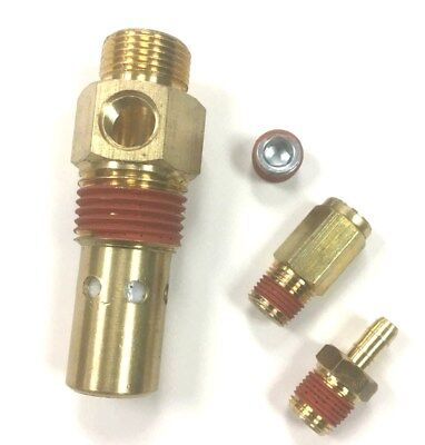 Cv221503sj Campbell Hausfeld Check Valve Kit With Fittings Air Compressor Parts
