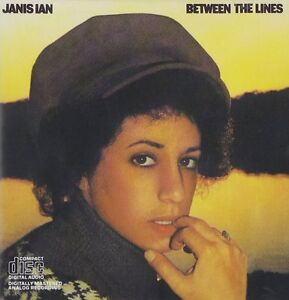 JANIS IAN - BETWEEN THE LINES  (CD) Sealed