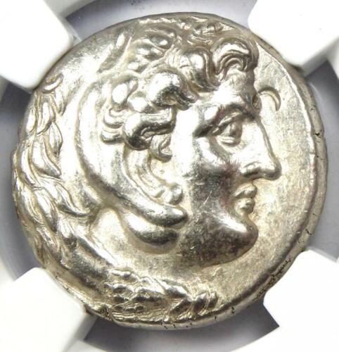 Ancient Philip III AR Tetradrachm Coin 323-317 BC - Certified NGC Choice XF (EF)